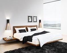 Karkula Bed - floating bed