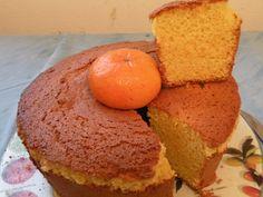 Torta de mandarina | Delicias y Manjares