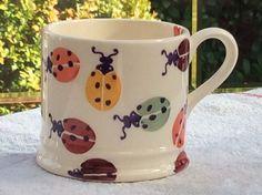 Emma Bridgewater Ladybirds baby mug