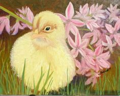 "Pretty in Pink, oil on canvas, 11"" x 14"", 2014, $85 (unframed)"