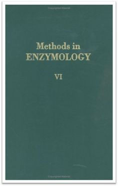 Methods in Enzymology Vol.6 Preparations and Assay of Enzymes | Sách Việt Nam