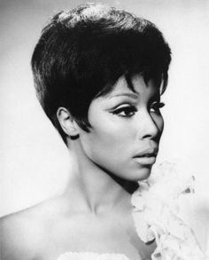 "Diahann Carroll broke television barriers as the first African-American woman to star as a non-domestic in her own television show, ""Julia"". In she was the first African-American woman to win a Tony Award for her role in the musical ""No Strings. Diahann Carroll, Black Actresses, Black Actors, Divas, Timeless Beauty, Classic Beauty, Black Beauty, Women In History, Black History"