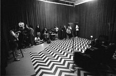 Richard Beymer's Behind The Scenes Photos #TwinPeaks  (For Anna, and my many sleepless nights and countless nightmares)