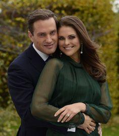 La primera hija de Magdalena de Suecia y Chris O'Neill nacerá en Nueva York - Foto 1