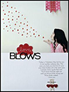 Jody Wenke's Gallery: -Love Blows-