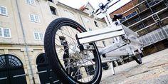 XYZ CARGO BIKE - duplex steering