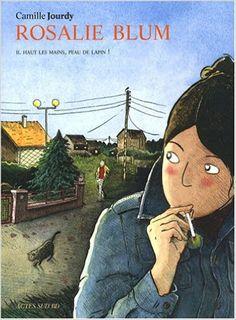 Amazon.fr - Rosalie Blum, Tome 2 : Haut les mains, peau de lapin ! - Camille Jourdy - Livres