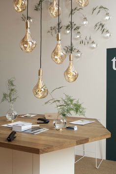 Tala Bulbs: distinctive design rubric combines classic decorative qualities, British industrial influences and pioneering LED technology. What makes a Tala bulb unique is its uncompromising focus on both design and sustainability. Home Interior Design, Lighting Design, Decor, Lamp Design, Home Lighting, Light Bulb Design, Interior, Home Decor, Interior Lighting