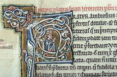 Bible, MS M.791 fol. 1r - Images from Medieval and Renaissance Manuscripts - The Morgan Library & Museum
