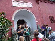 Уданшань - центр даосизма (фото сайта www.qigong.ru/)
