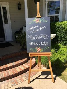 I absolutely LOVED my bridal shower. It was perfect in every way. The decorations, the people, the food, the weather! It was just wonderf...