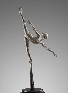 Richard MacDonald, Penche Monet, Platinum.       WOW!!!