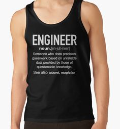 [Bestsellers] Funny Engineer Meaning Shirt - Engineering Noun Definition by BenLegends