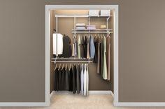 foyer closet idea