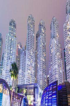 25 Top-Rated Tourist Attractions in Dubai Dubai Hotel, Dubai Uae, Beautiful Hotels, Top Rated, Attraction, Skyscraper, Multi Story Building, Ocean, Beach