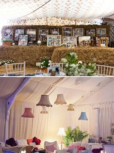 Marquee Wedding Ideas ~ UK Wedding Blog ~ Whimsical Wonderland Weddings
