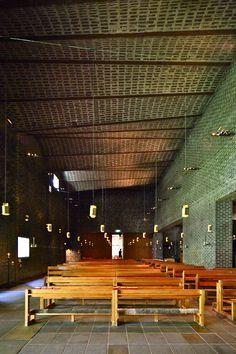 A&EB 15. Sigurd Lewerentz > Sankt Markus, Stockholm | HIC Arquitectura