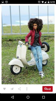 Yes it's a barbie but love outfit lol Fashion Dolls, Fashion Royalty Dolls, African Dolls, African American Dolls, Barbie Style, Diva Dolls, Dolls Dolls, Poppy Parker, Beautiful Barbie Dolls
