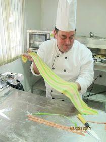 As Pastas Coloridas e Saborizadas    Aqui esta uma receita que muitos gostariam de saber como era feito o procedimento desta técni...