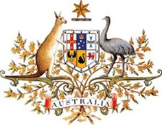 The type of government in Australia is a Democracy. This is the sign for Australia's government. The capitol of Australia is Canberra. Canberra is Australian Capitol Territory and is home to many important places like The House of Representatives Commonwealth, South Australia, Western Australia, Australia Facts, Australia Capital, News Australia, Visit Australia, Australian Coat Of Arms, National Symbols