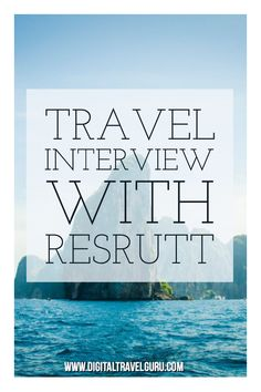 "Swedish rookie travel blogger, Per Brogevik, just started Resrutt – The Travel Blog in the end of April this year. ""Resrutt"" means Itinerary in Swedish and the main blog idea is to inspire the readers with monthly itineraries on different destinations and countries."