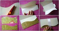 Изготовление конверта