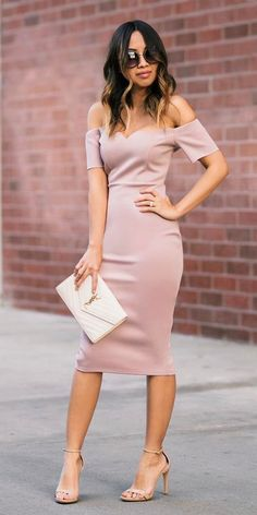 Best Wedding Guest Dresses For Every Season and Style #Style https://seasonoutfit.com/2018/04/16/best-wedding-guest-dresses-for-every-season-and-style/