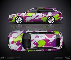 Audi RS6 Avant #carwrapping #wrap #vehicle #Inspiration #vehiclewrap #Autobeklebung #Autofolierung #Folie #Design