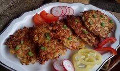Bramboráčky z kedlubny Tandoori Chicken, Meat, Fruit, Vegetables, Ethnic Recipes, Trees, Gardens, Food, Nature