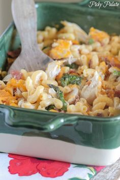 Chicken Roasted Vegetable Mac and Cheese | Picky Palate