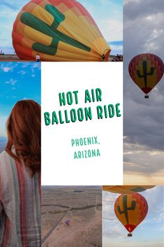 6 Questions About My Second Hot Air Balloon Ride - All Things Kate Air Balloon Rides, Hot Air Balloon, Visit Phoenix, We The Best, Usa Travel, Adventure Travel, Places To See, Travel Inspiration, Arizona