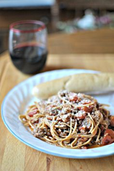 Supremely Spicy Spaghetti Meat Sauce is one of those go-to recipes. It has the three staples for a recipe: simple, healthy and most importantly tasty!!