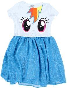 My Little Pony Rainbow Dash Toddler Dress