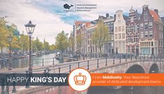 Happy King's Day from Mobilunity to all our Dutch friends and clients :)