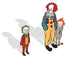 Horror Movies, Marvel Dc, Crossover, Joker, Batman, King, Icons, Cartoon, Memes