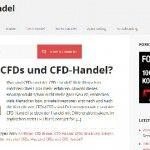 Infos zu Forex und CFDs