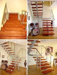escaleras de poco espacio buscar con google