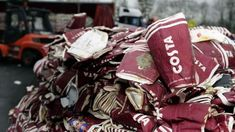 Costa Coffee announces commitment to recycle half a billion takeaway cups a year Take Away Cup, Costa Coffee, Daily News, Coffee Cups, Christmas Wreaths, Hot, Marketing, Animal, Coffee Mugs