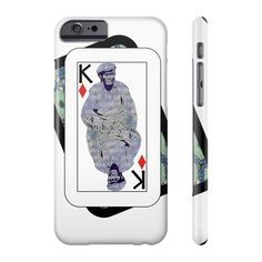 Play Your Hand...King Diamond No. 1 Phone Case