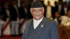 नेपाली प्रधानमंत्री ओली छह दिन की यात्रा पर भारत पहुंचे