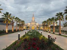Córdoba Argentina LDS (Mormon) Temple Construction Photographs
