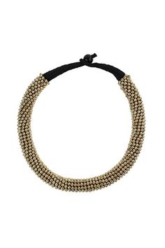 Mini Ball Collar Necklace - Necklaces - Jewelry  - Bags & Accessories