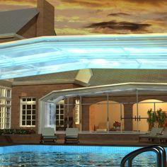31 3d Ideas Pool Enclosures Glass Roof Swimming Pool Enclosures