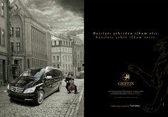 Griffin VIP Transportation Ads