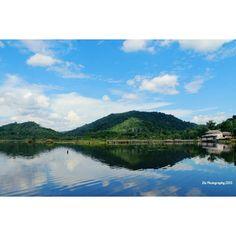Location Danau Sebedang,Sambas