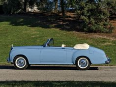 1959 Convertible Coupé by H.J. Mulliner (chassis LSMH57, body 6204, design 7504)
