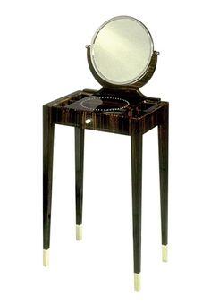 Эмиль-Жак Рульманн, дизайн мебели