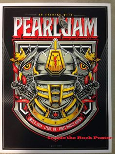 Pearl Jam, Leeds, 08/07/2014