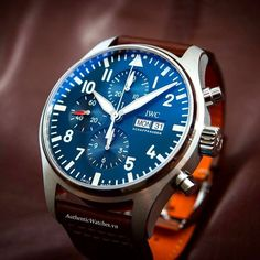 who love the blue?  #hotline: 0909 814 448  www.AuthenticWatches.vn - More than a watch... #watch  #watches  #watchoftheday  #luxury #rolex  #timepiece    #watchcollector    #omega  #rolexwatch   #swissmade  #luxurywatch #chronograph       #luxurywatches #watchlover