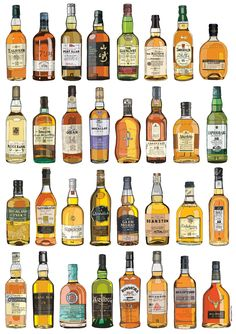 All sizes | Single Malt Collection *PRINT AVAILABLE* | Flickr - Photo Sharing!